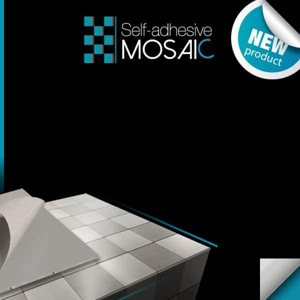 Self-adhesive Mosaic