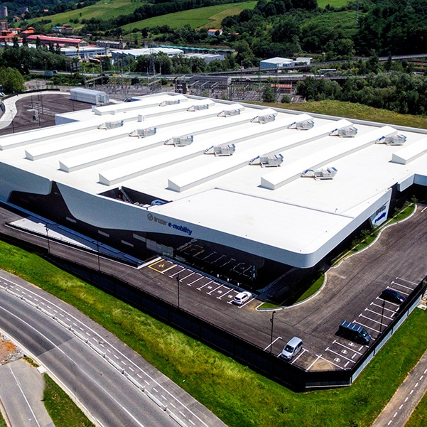 IRIZAR FACILITIES GUIPÚZCOA (SPAIN)